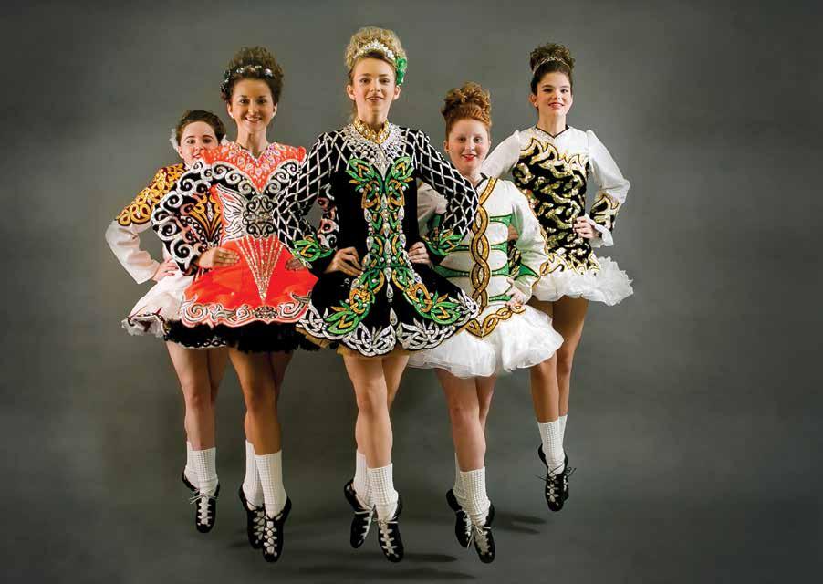 Irish Tap 愛爾蘭踢踏舞